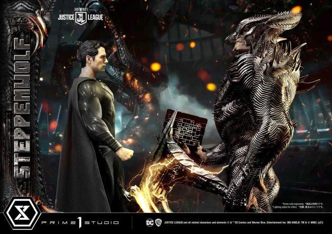 Prime 1 Studio - Zack Snyders Justice League - Steppenwolf - 19