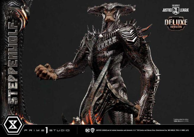 Prime 1 Studio - Zack Snyders Justice League - Steppenwolf - 42