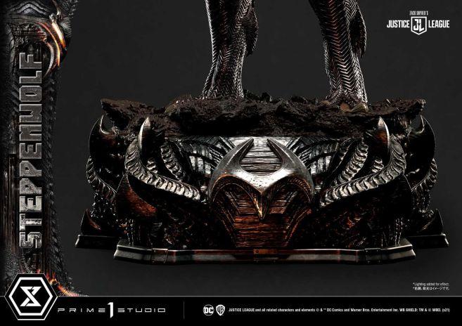 Prime 1 Studio - Zack Snyders Justice League - Steppenwolf - 54