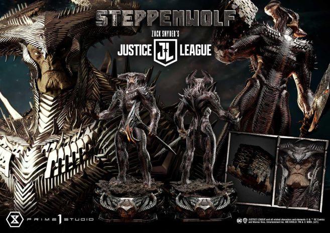 Prime 1 Studio - Zack Snyders Justice League - Steppenwolf - 58