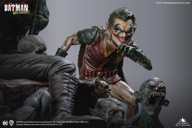 Queen Studios - The Batman Who Laughs - 05