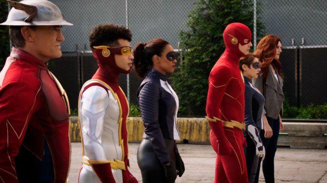 The Flash - Season 7 - Ep 18 - 20
