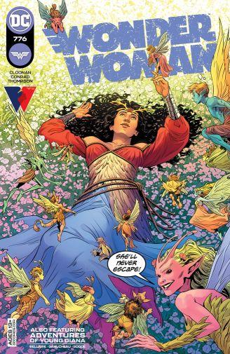 Wonder Woman 776