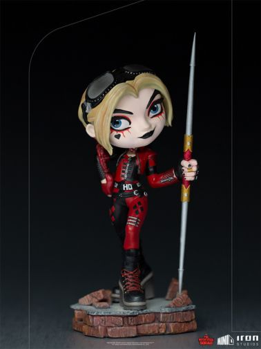 Iron Studios - Minico - The Suicide Squad - Harley Quinn - 01