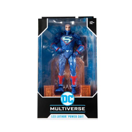 McFarlane Toys - DC Multiverse - Darkseid Lex Luthor - 08