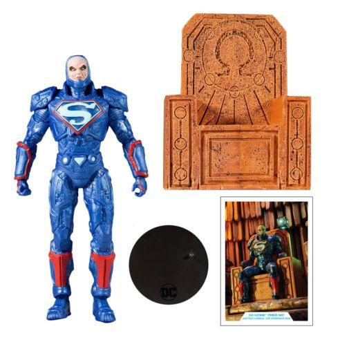 McFarlane Toys - DC Multiverse - Darkseid Lex Luthor - 11