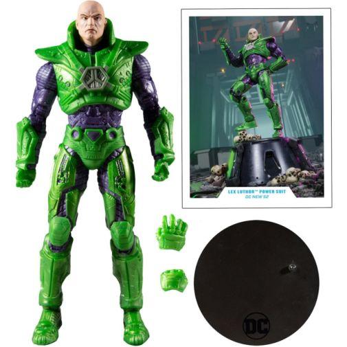 McFarlane Toys - DC Multiverse - New 52 - Lex Luthor - 01