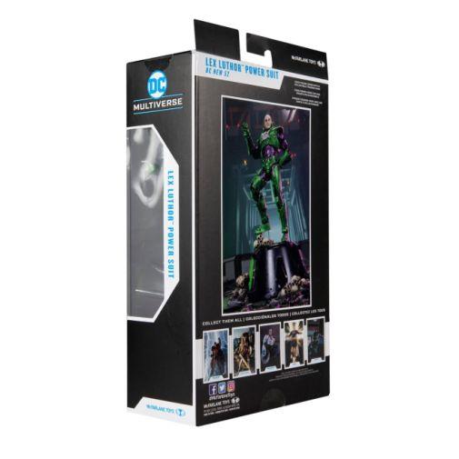 McFarlane Toys - DC Multiverse - New 52 - Lex Luthor - 10