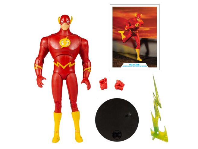 McFarlane Toys - DC Multiverse - Superman The Animated Series - The Flash - 07