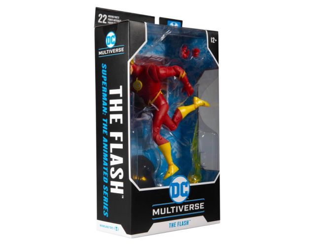 McFarlane Toys - DC Multiverse - Superman The Animated Series - The Flash - 09