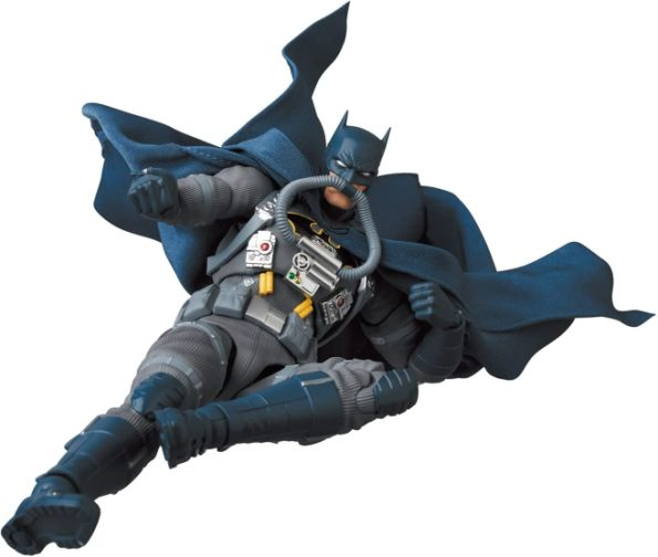 Medicom - MAFEX - Batman Hush - Jumpsuit - 05