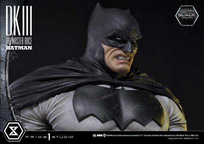Prime 1 Studio - Dark Knights III - Batman - Black Version - 14