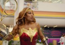 Serena Williams - DirecTV - Wonder Woman Commercial - Featured - 01