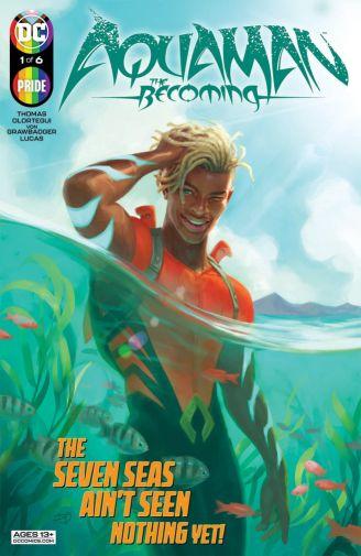 Aquaman the Becoming 1