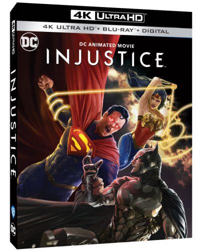 Injustice - DC Animated Movie - 4K - angled shot - 01