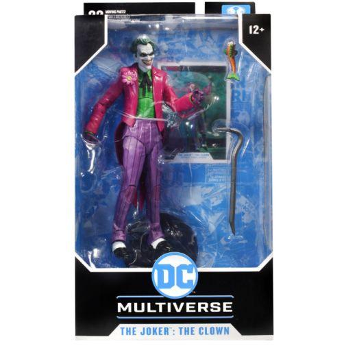 McFarlane Toys - DC Multiverse - Batman - Three Jokers - Joker - Clown - 08