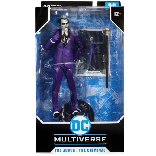 McFarlane Toys - DC Multiverse - Batman - Three Jokers - Joker - Criminal - 08