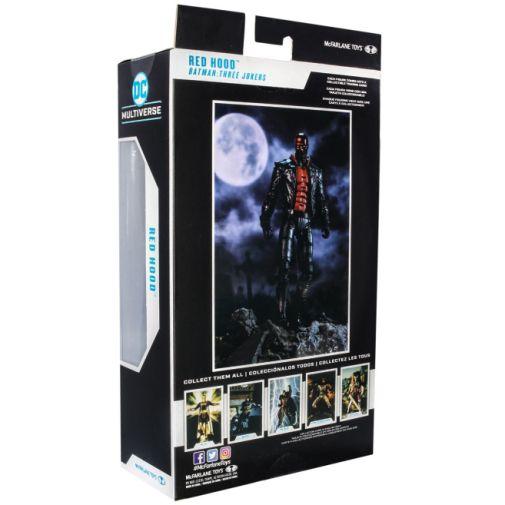 McFarlane Toys - DC Multiverse - Batman - Three Jokers - Red Hood - 10