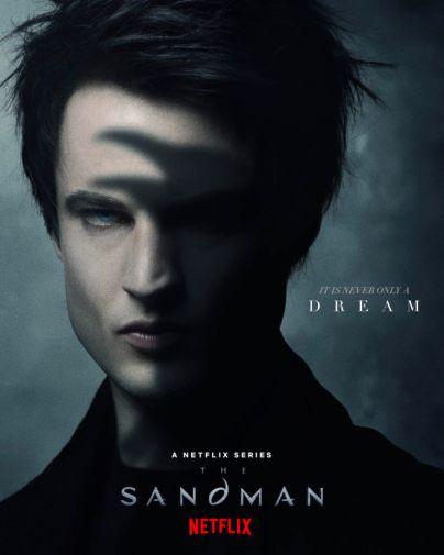 Sandman - Season 1 - Teaser Poster - Dream - 01