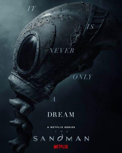 Sandman - Season 1 - Teaser Poster - Dream - 02