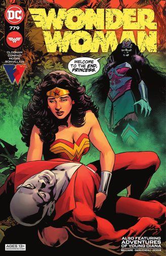 Wonder Woman 779