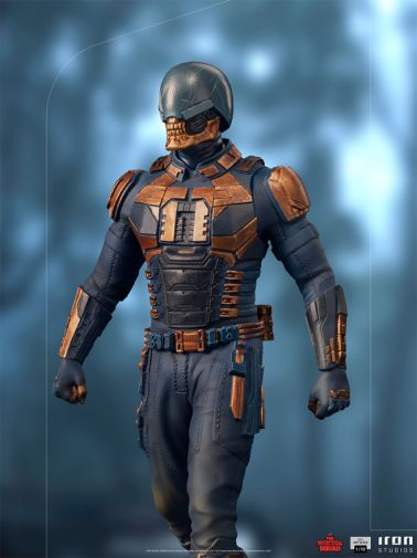 Iron Studios - DC Comics - The Suicide Squad - Bloodsport - 14