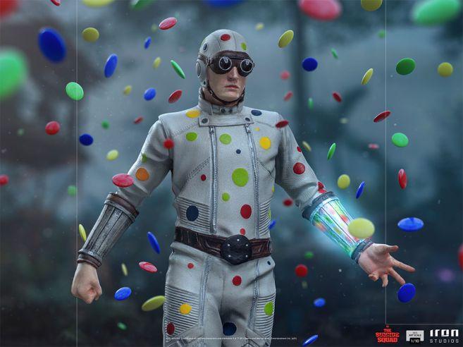 Iron Studios - DC Comics - The Suicide Squad - Polka-Dot Man - 12