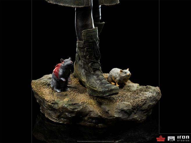 Iron Studios - DC Comics - The Suicide Squad - Ratcatcher II - 09