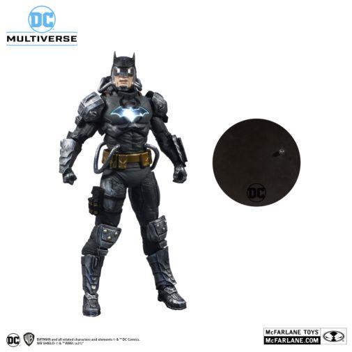 McFarlane Toys - DC Multiverse - Batman - Hazmat Suit Batman - Gold Label - 07