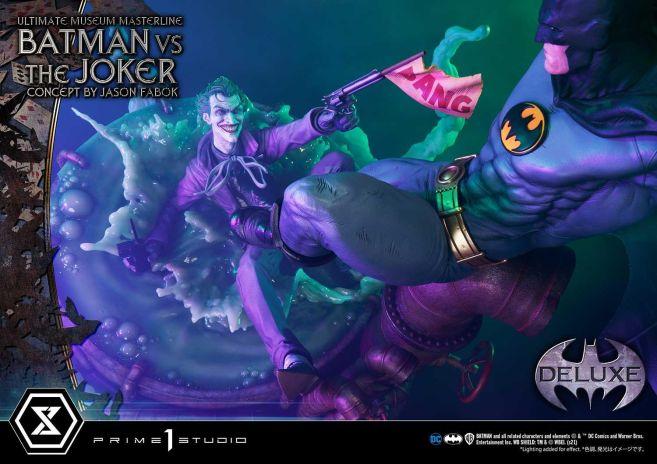 Prime 1 Studio - Batman - Batman Vs Joker - 06