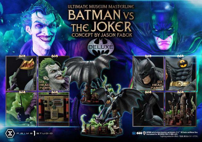 Prime 1 Studio - Batman - Batman Vs Joker - 08
