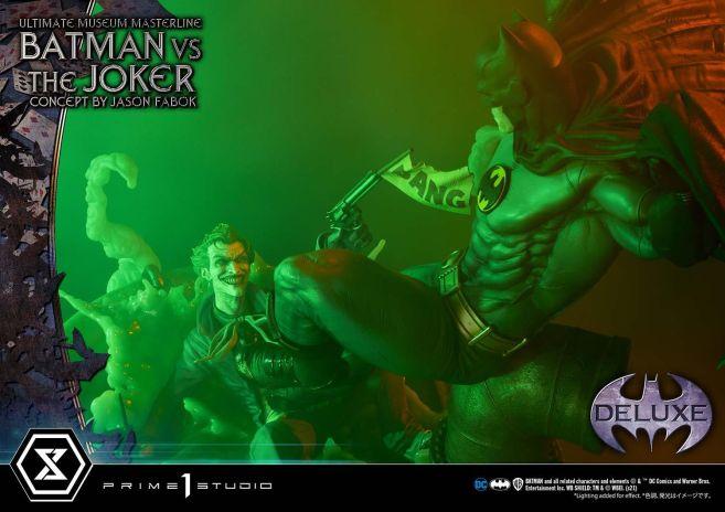 Prime 1 Studio - Batman - Batman Vs Joker - 26