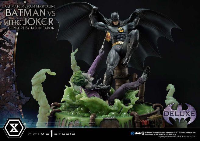Prime 1 Studio - Batman - Batman Vs Joker - 28