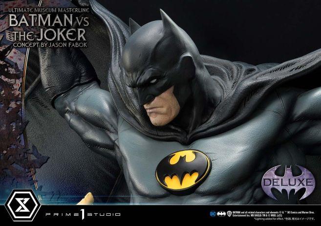Prime 1 Studio - Batman - Batman Vs Joker - 30