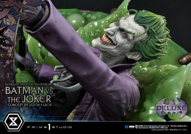 Prime 1 Studio - Batman - Batman Vs Joker - 33
