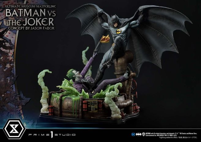 Prime 1 Studio - Batman - Batman Vs Joker - 37