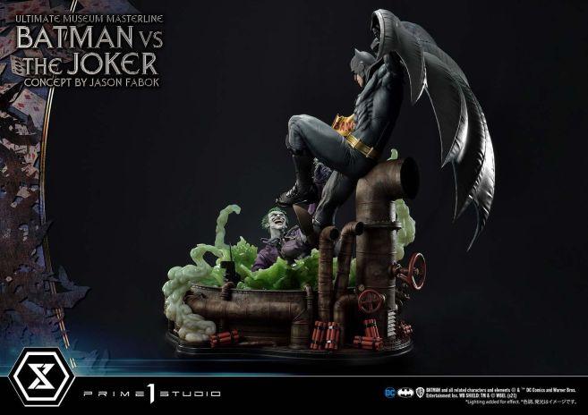 Prime 1 Studio - Batman - Batman Vs Joker - 40