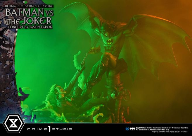 Prime 1 Studio - Batman - Batman Vs Joker - 53