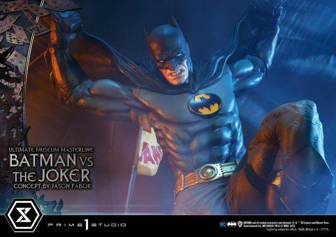 Prime 1 Studio - Batman - Batman Vs Joker - 56