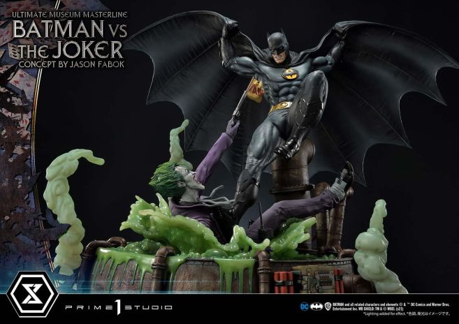 Prime 1 Studio - Batman - Batman Vs Joker - 59