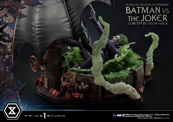 Prime 1 Studio - Batman - Batman Vs Joker - 61