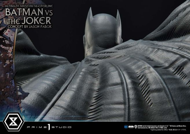 Prime 1 Studio - Batman - Batman Vs Joker - 64