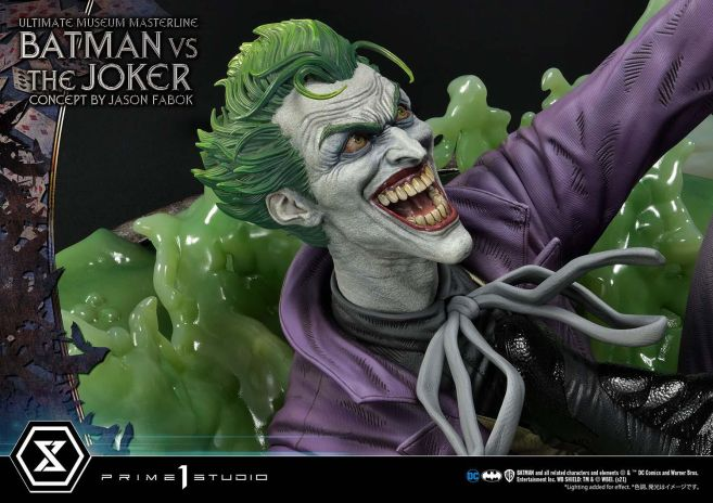 Prime 1 Studio - Batman - Batman Vs Joker - 65