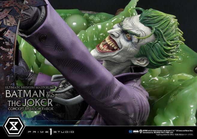 Prime 1 Studio - Batman - Batman Vs Joker - 66
