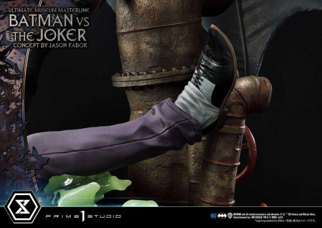Prime 1 Studio - Batman - Batman Vs Joker - 74