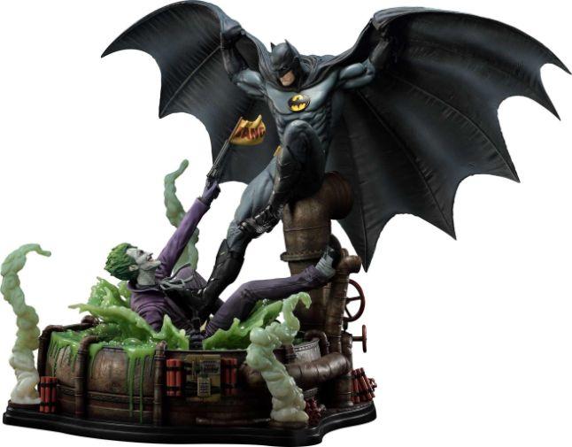 Prime 1 Studio - Batman - Batman Vs Joker - 78