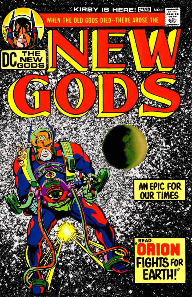 REPORT - Ava DuVernay To Direct NEW GODS For Warner Bros.