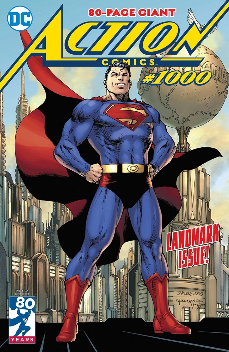 Review - ACTION COMICS #1,000!