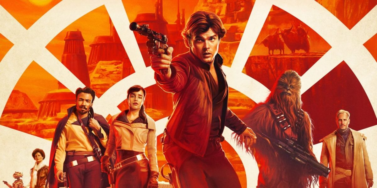 Review - SOLO: A STAR WARS STORY