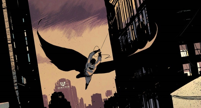 Review - BATMAN #53